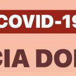 CMFF- Informação para distribuição sobre prevenção e combate à violência doméstica  Conselhos para vitimas   Covid-19