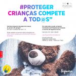 """#PROTEGER CRIANÇAS COMPETE A T@DOS"""""""
