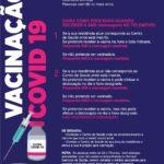 Cartaz de Divulgação – Vacinação