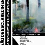 Sessão de esclarecimento sobre a prevenção de incêndios rurais