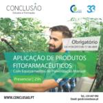 Ações de Aplicação de Produtos Fitofarmacêuticos