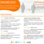 Convite – Congresso, Pensar a terceira idade, conceitos e práticas